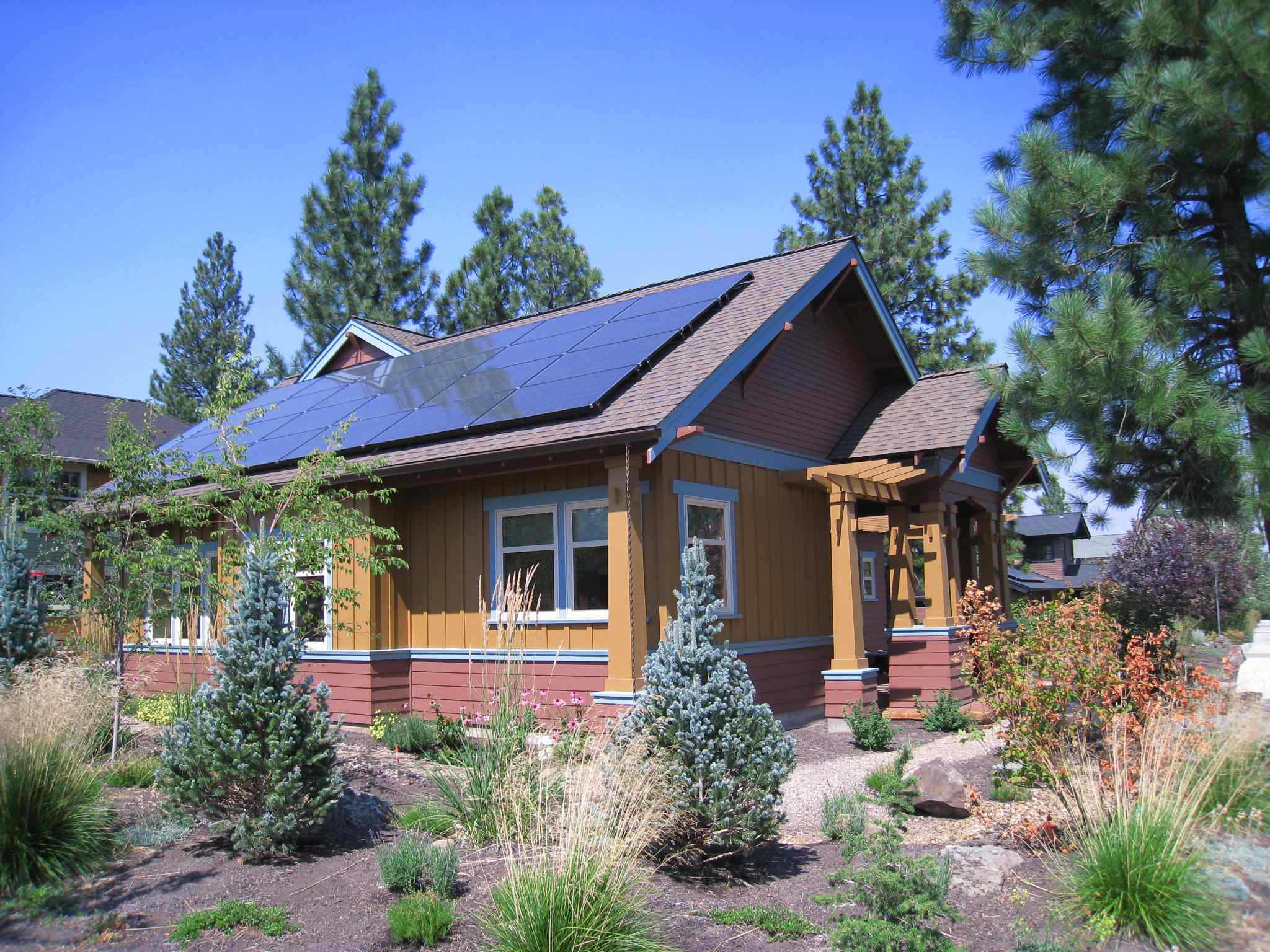 Zero energy home design zero homes green homes for Energy house