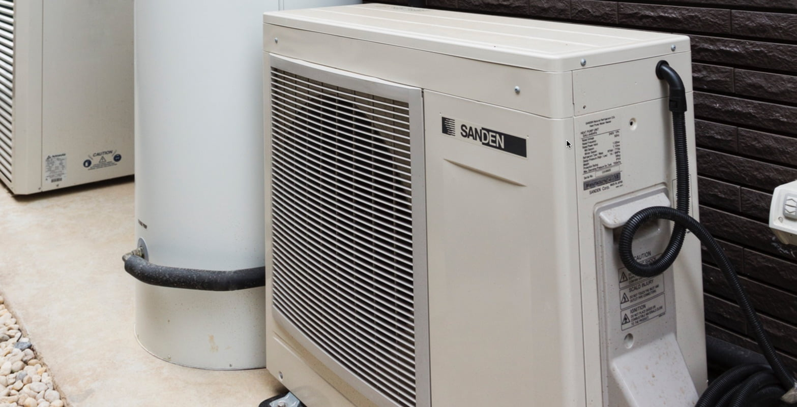 Co2 Takes Heat Pump Water Heaters To The Next Level Zero